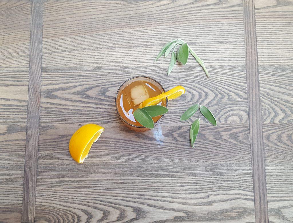 Honey Bear Bourbon Cocktail   Feast In Thyme
