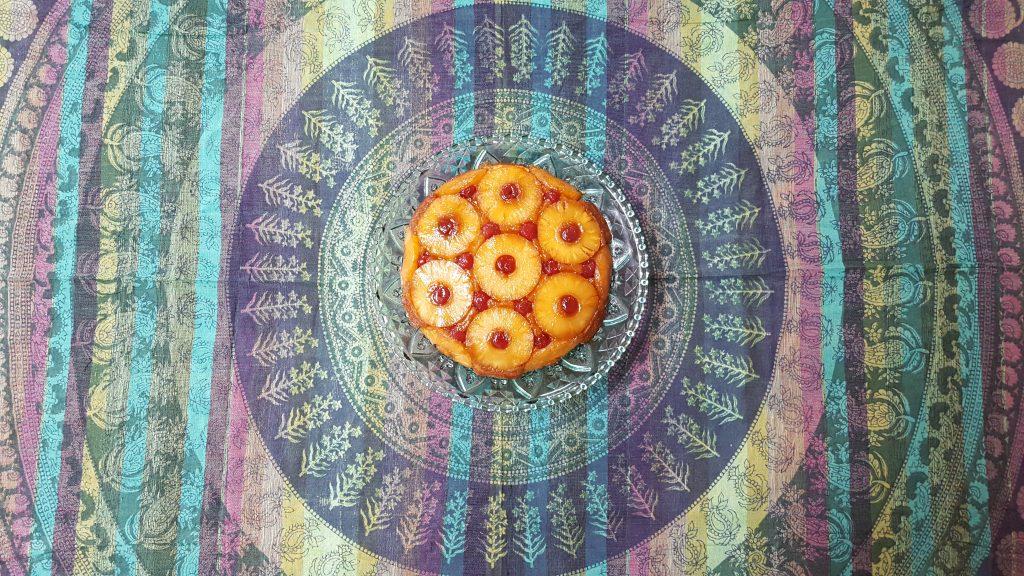 Pineapple Upside Cake | Feast In Thyme