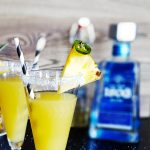 Spicy Jalapeno Pineapple Margarita   Feast In Thyme