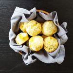 Cheddar Rosemary Biscuits | Feast In Thyme