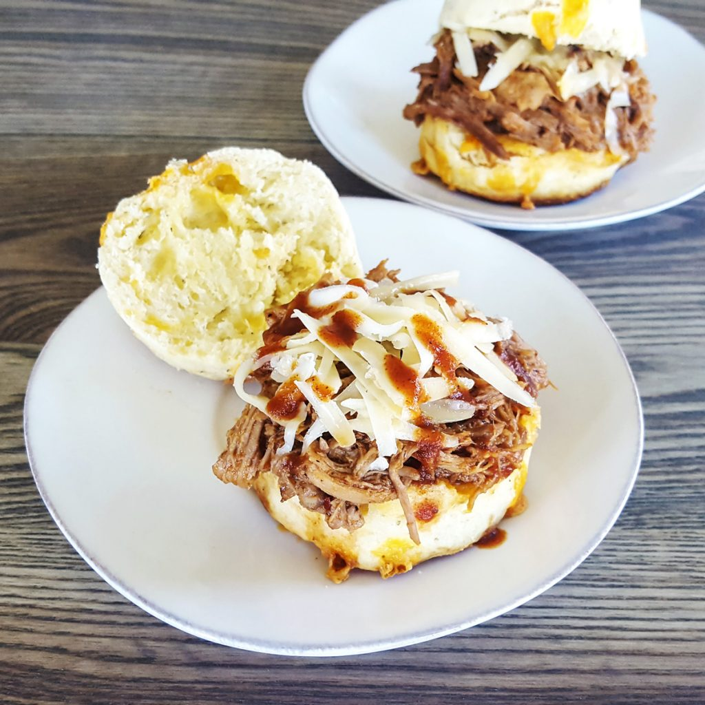Beer Braised Slow Cooker Barbeque Pulled Pork   Feast In Thyme