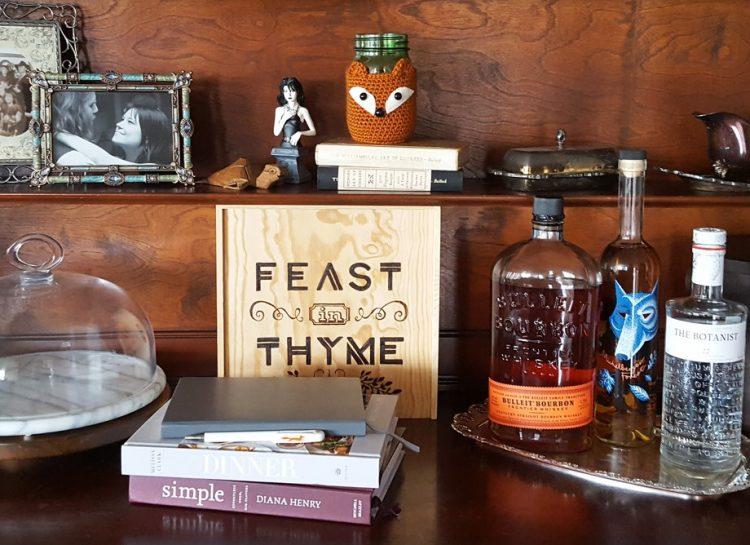 Thymeline 09 | Feast In Thyme
