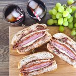 Pressed Muffuletta Sandwiches for a Crowd & Tips for a Brilliant Beach Picnic   Feast In Thyme