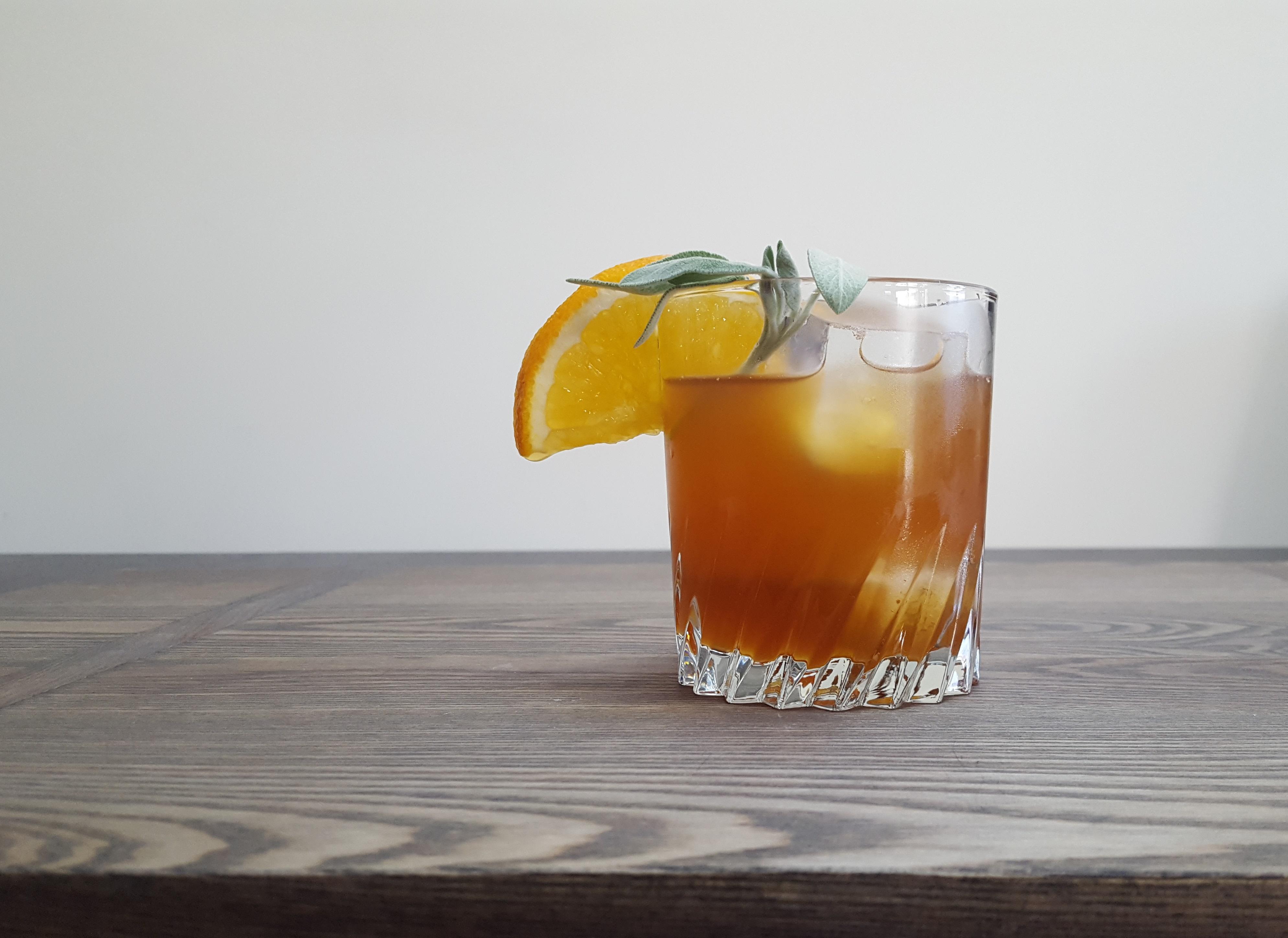 Honey Bear Bourbon Cocktail   An Autumn Affair   Feast In ...